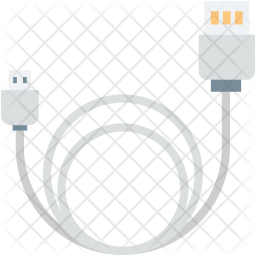 Cable Flat Icon