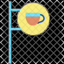 Cafe Spot Icon