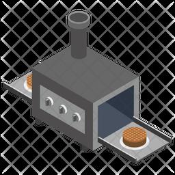 Cake Factory Icon