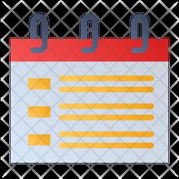 Calendar Info Icon