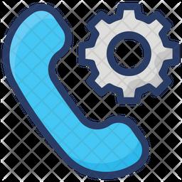 Call Settings Icon