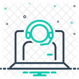 Callcenter Operator Icon