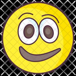 Calm Emoji Emoji Icon