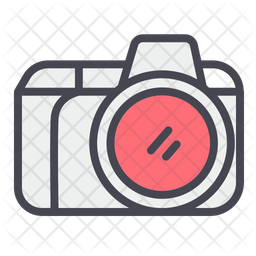 Camera Icon Of Colored Outline Style Available In Svg Png Eps Ai Icon Fonts