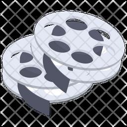 Camera Reels Icon