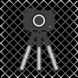 Camera Stand Icon