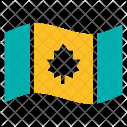 Canada Flat Icon
