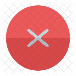 Cancel Icon Of Flat Style Available In Svg Png Eps Ai Icon Fonts