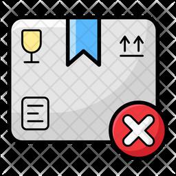 Cancel Order Icon