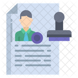 Candidate Form Icon
