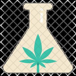 Cannabis Drug Icon