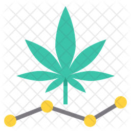 Cannabis Statistics Icon