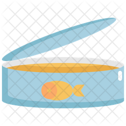 Canned-fish Icon