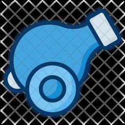 Canon Colored Outline Icon