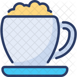 Cappuccino Icon