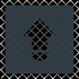 Capslock button Icon