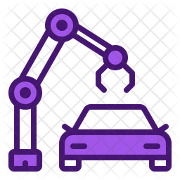 Car Assembly Icon