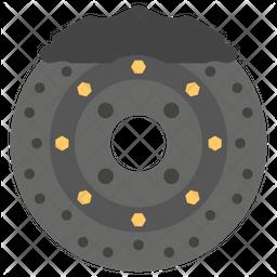 Car Brake Icon