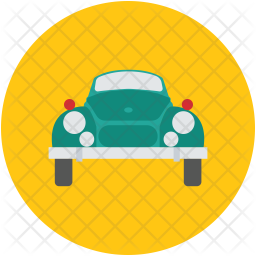 Car frontal Icon