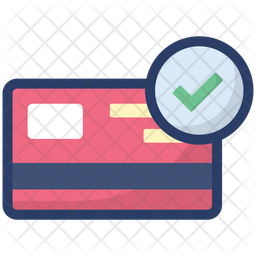 Card Accepted Icon