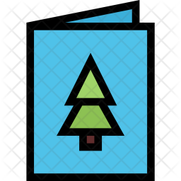 Card, Christmas, Holidays, New, Year, Winter Icon png