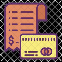 Card Invoice Icon