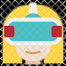 Cardboard Icon