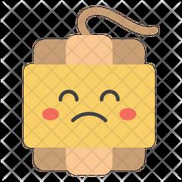 Cardboard Emoji Emoji Icon