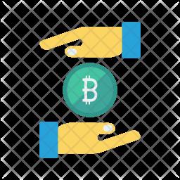 Care bitcoin Icon