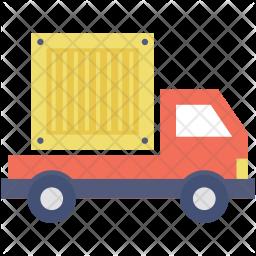 Cargo Flat Icon