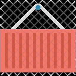 Cargo Container Icon