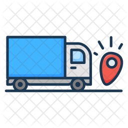 Cargo delivery Icon