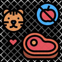 Carnivore Icon