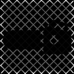 Carpenter Glyph Icon