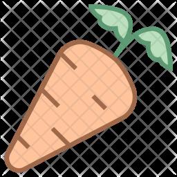 Carrot Icon