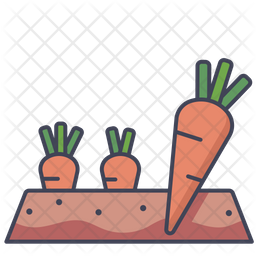 Carrot Plot Icon