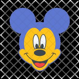 Cartoon Flat Icon