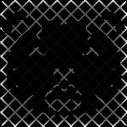 Cartoon Tiger Icon