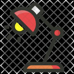 Case Colored Outline Icon