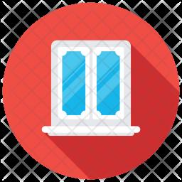Casement Window Icon