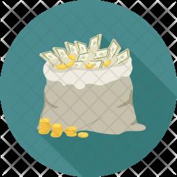 Cash Flat Icon