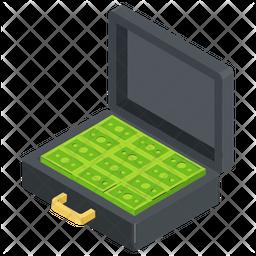 Cash Case Icon
