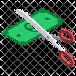 Cash Discount Icon