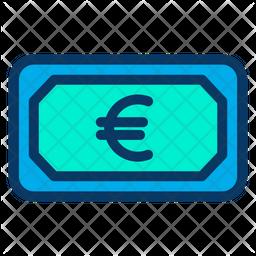 Cash Euro Icon