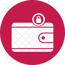 Cash Privacy Rounded Icon