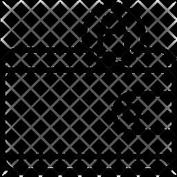 Cash Privacy Line Icon