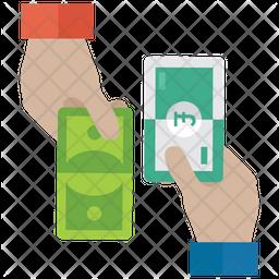 Cash Transaction Icon