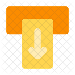Cash Withdraw Icon