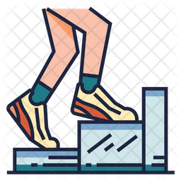 Casual Exercise Icon