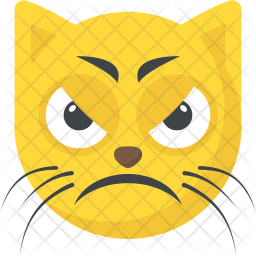 Cat Emoji Icon